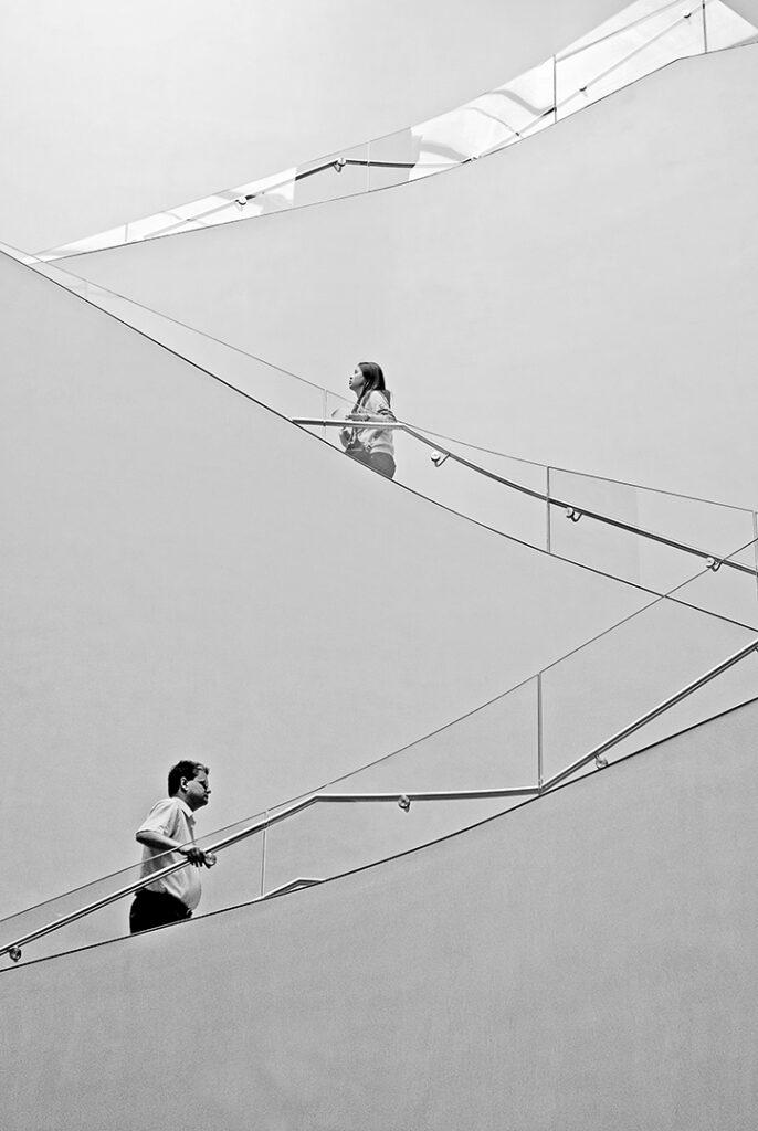 Ashmolean Staircase 4