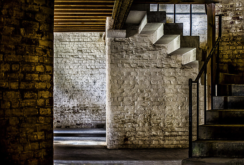 Fort Nelsdon Stairs