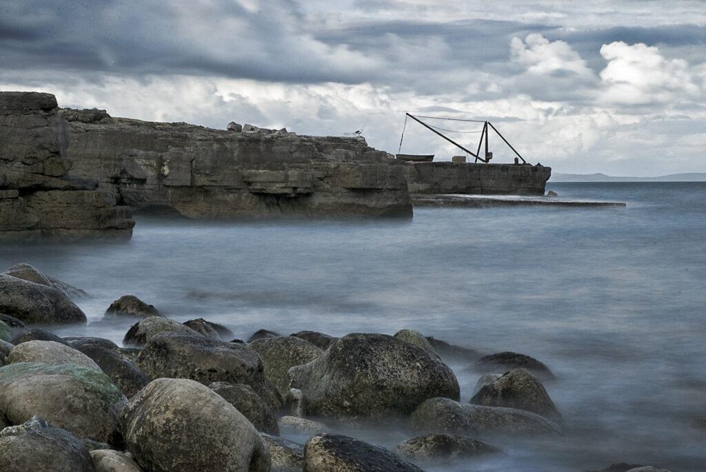 Portlland Bill Rocks