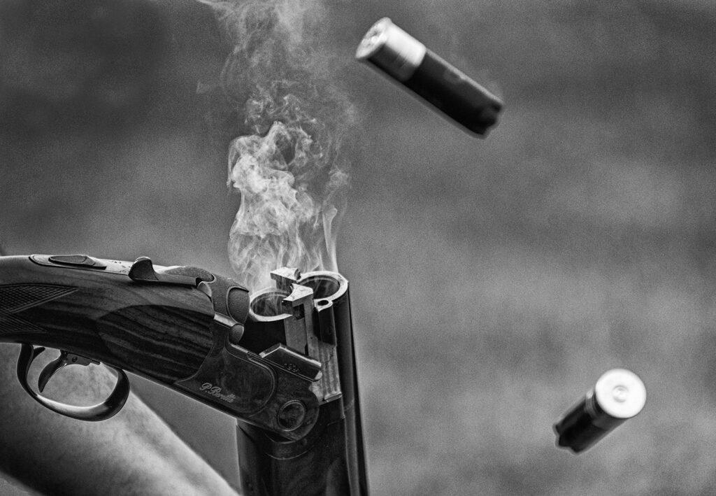 Shotgun Eject