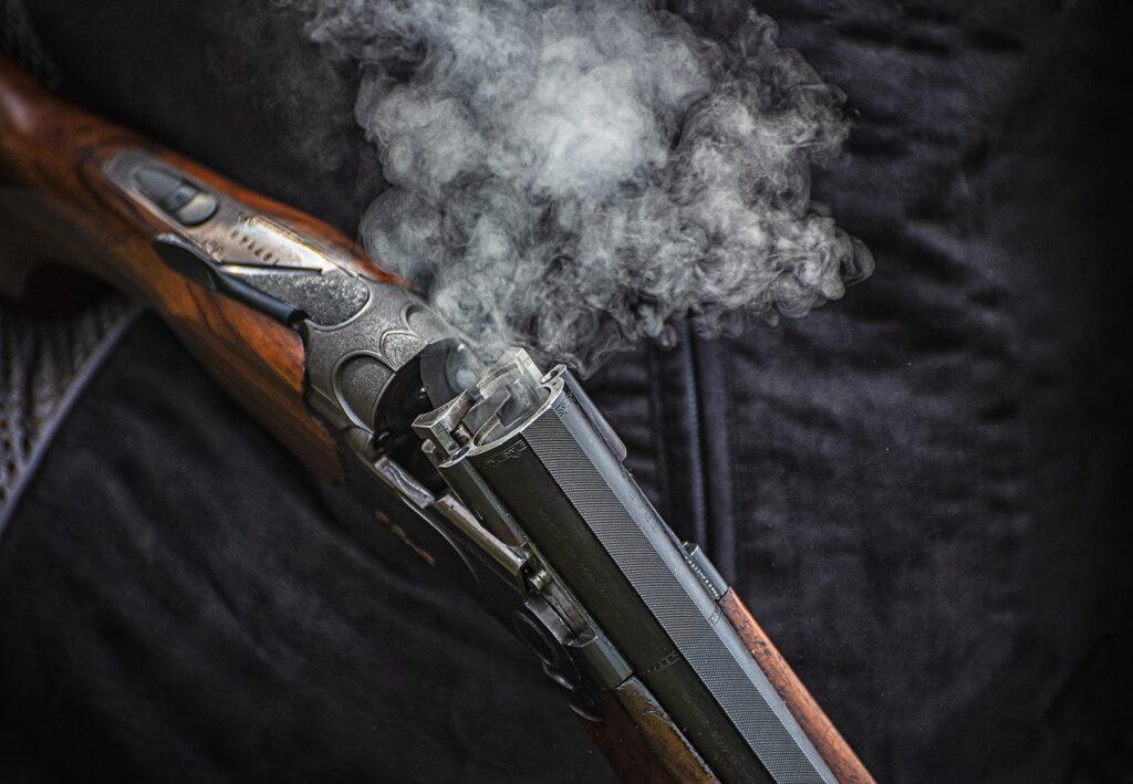Shotgun Smoke