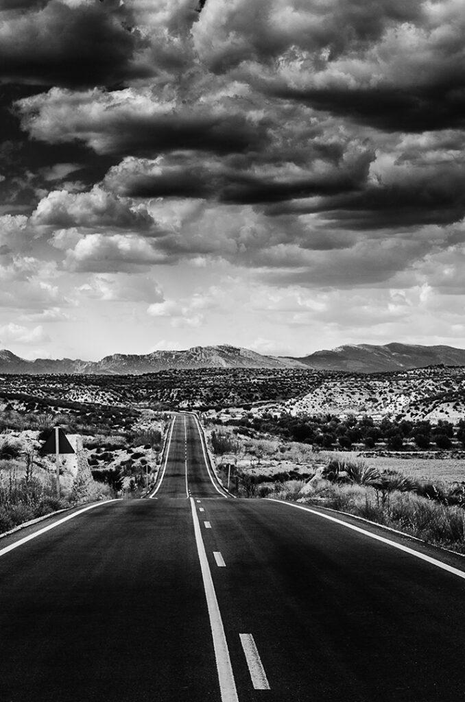Sierra de Castril - Highway