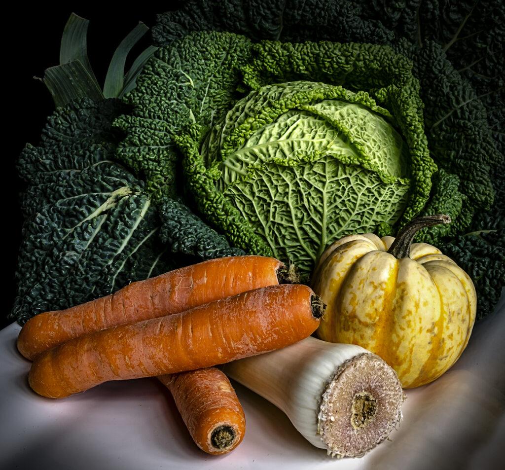 Veggies Colour