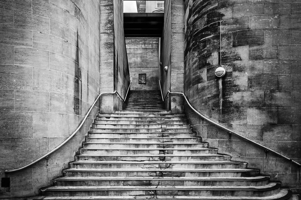 Westminster Steps