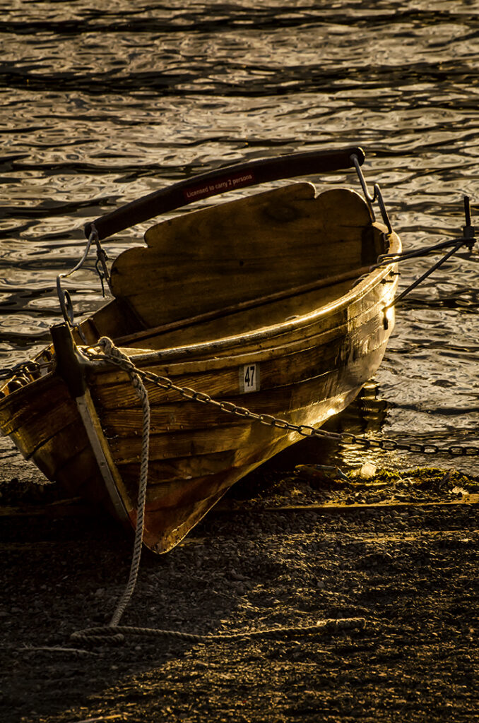 Windemere Boat